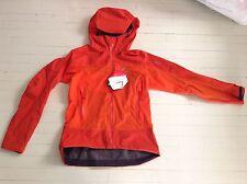 Arc'Teryx Alpha Comp Hoody Cayenne Orange NEW Women's Climbing Jacket M Medium $