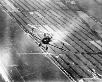 8x10 World War I Photo: Flying Ace Major William Barker In Sopwith Camel