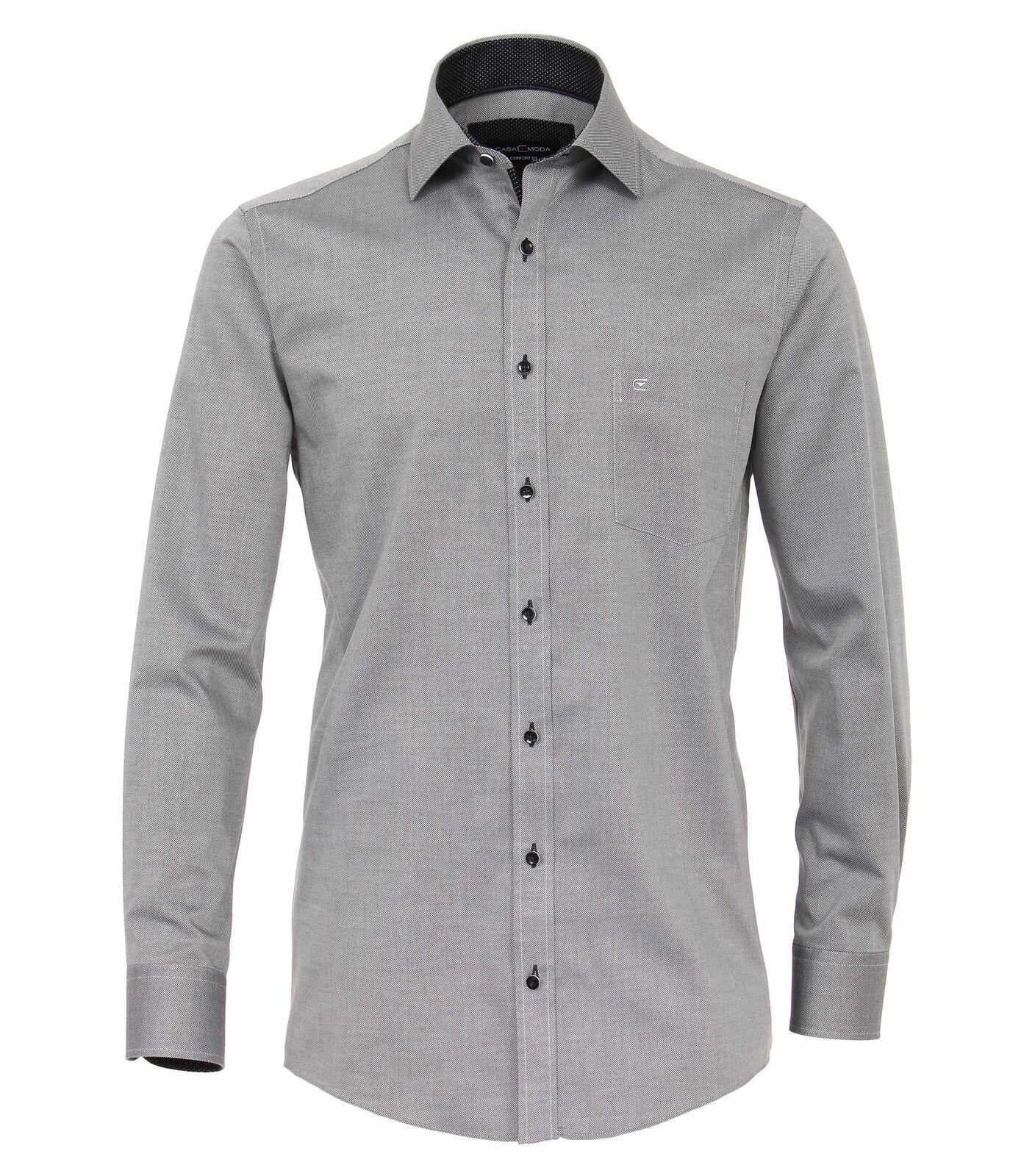 Casa Moda - Comfort Fit - - - Herren Hemd  mit Kent Kragen (383060000) | Günstig  4cf1f5