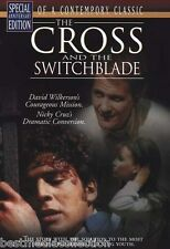 The Cross And The Switchblade DVD NEW Nicky Cruz ORIGINAL Anniversary EDITION