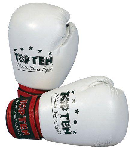TOP TEN® LEDER Boxhandschuhe