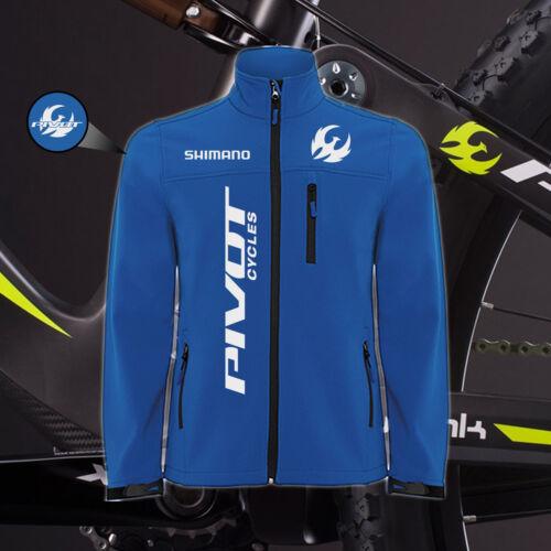 Chaqueta PIVOT CYCLES CYCLING BIKES Jacket Eclair Unterstand Veste Softshell