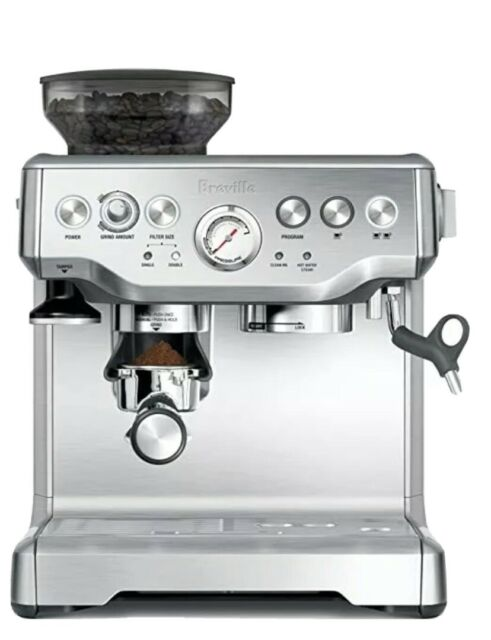 Breville the Barista Express Espresso Machine, BES870XL | eBay