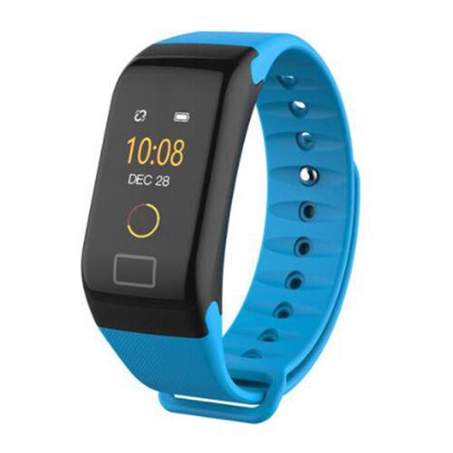 3 Farben Smart Armband Tracker Herzfrequenz Monitor 80mAh IP65 Neu Heiß