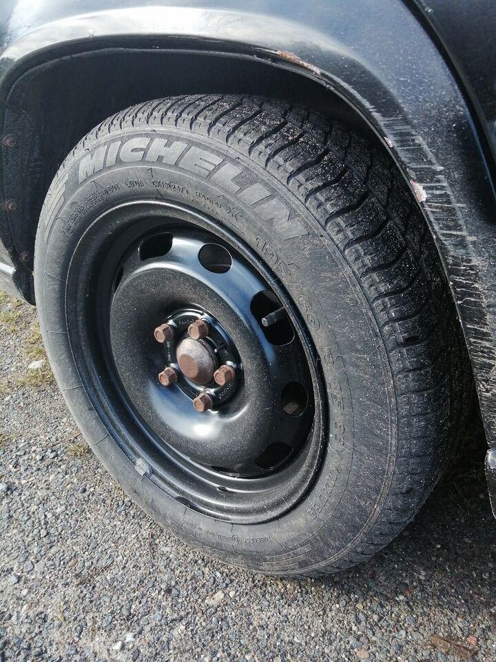 Volvo V70, 2,5 20V, Benzin