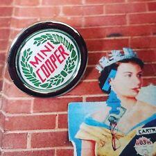 Unique! MINI COOPER PIN cool BADGE designer TIE gin LAPEL italian job DAD gift