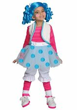 LALALOOPSY MITTENS FLUFF & STUFF COSTUME Toddler Girls 2-4 Halloween Doll NEW