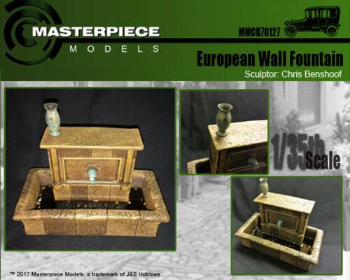 European Wall Fountain 1//35th or 54mm