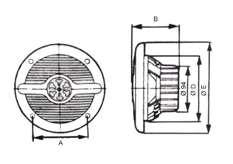 Lautsprecher Boxen 80W 80W 80W wasserfest f. Stiefel Radio CD Lautsprecherbox NEU 7970 218b59