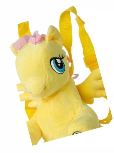 My Little Pony Fluttershy Plush Backpack Rucksack Bag New Free Tracked P/&P