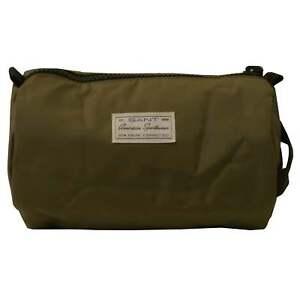 38a1eef3b5 Gant Original Wash Bag, Olive Green 7325702168364 | eBay