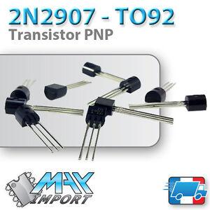 Transistor-2N2907-Complement-PNP-2N2222-Lots-multiples-prix-degressif