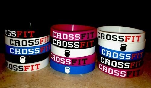2 CROSSFIT Games Open small bracelet wristband