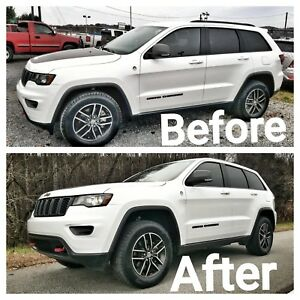 Jeep Grand Cherokee Lift Kit >> Details About 2016 2019 Jeep Grand Cherokee Leveling Kit Quadralift Trailhawk Overland Summit