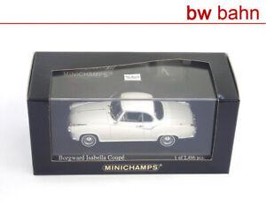 Minichamps-1-43-400096020-Borgward-Isabella-Coupe-1958