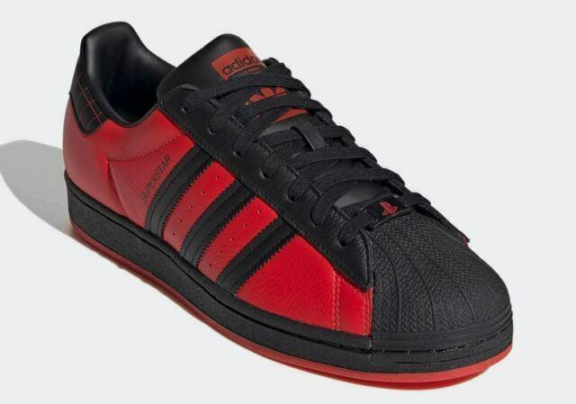 Size 9 - adidas Superstar x Marvel x Playstation Spider-Man: Miles Morales 2020