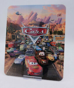 CARS-Glossy-Bluray-Steelbook-Magnet-Magnetic-Cover-NOT-LENTICULAR