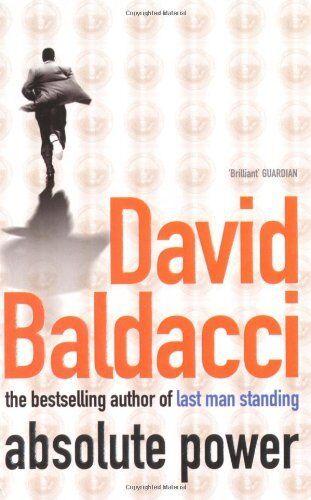 1 of 1 - Absolute Power,David Baldacci- 9780330419642