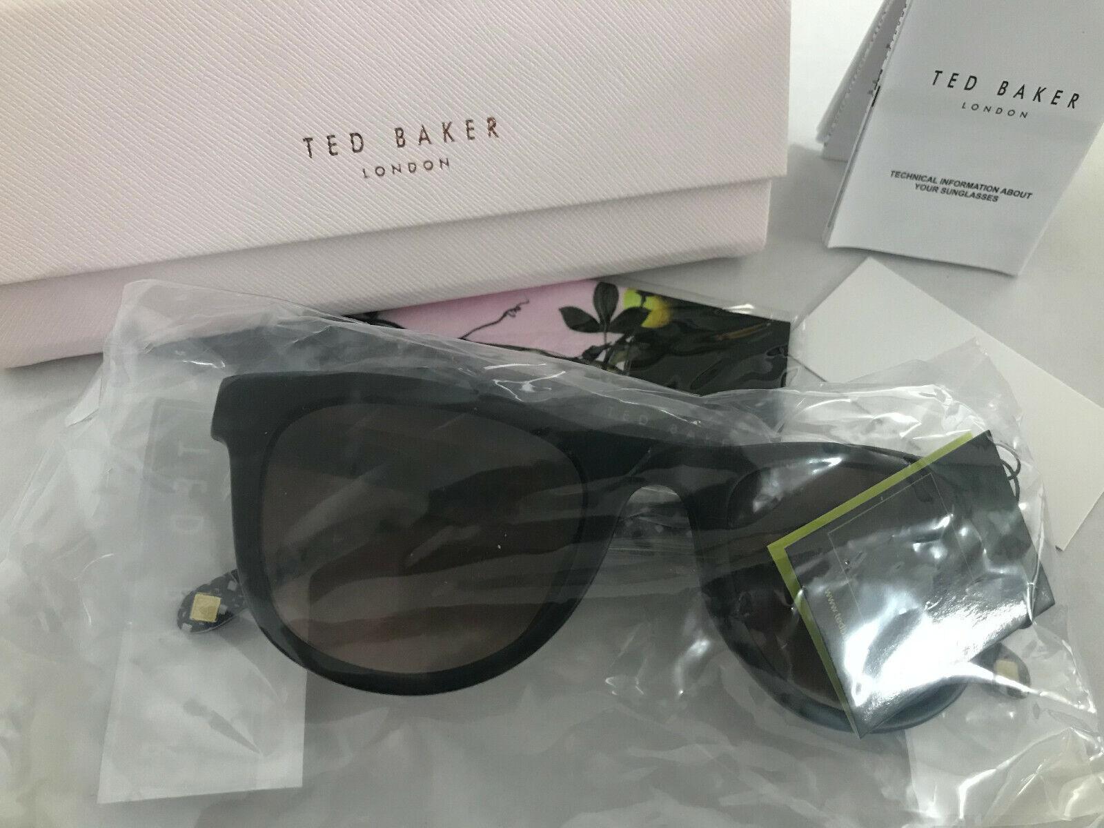 Ted Baker Dirk TB1593 Men Sunglasses Glasses Case Cloth Mondottica 50MM RRP