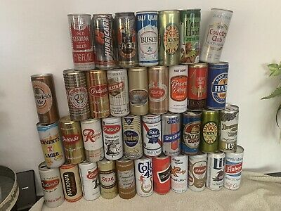 Collection of 190 VINTAGE 12oz 16oz BEER CANS - Lot 5 | eBay