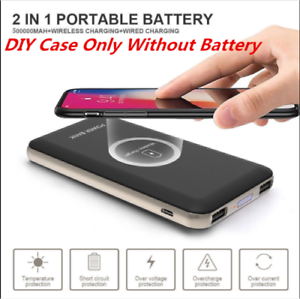 500000mAh-Qi-Wireless-Charger-Power-Bank-2-USB-External-Battery-Portable-Charger