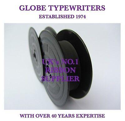 TYPEWRITER SPOOL *1012FN* GROUP 9 *PURPLE* 10M *TOP QUALITY* NYLON INK RIBBON