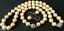 Fashion 10 mm Jaune South Sea Shell Pearl Fashion Collier Bracelet Boucle D/'Oreille Set