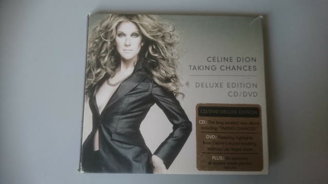 Celine Dion: Taking Chances (CD+DVD), pop, Box-set med…