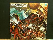 KRAKATOA EAST OF JAVA  Original Soundtrack  LP  UK mono original   NEAR-MINT!