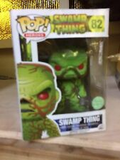 Funko POP! Swamp Thing (Scented Flocked) - PX Exclusive Vinyl Figure 82 NEW Toys