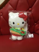 Hello Kitty Reversible Plush: Hot Dog (TK2)