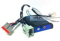 Ford Factory Radio Harness (16pin Style) Pigtail: Adds Aux Inputs Iphone Ready