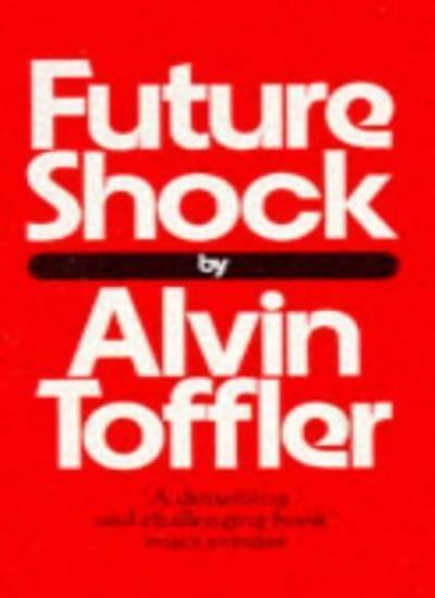 Future Shock By Alvin Toffler. 9780330028615