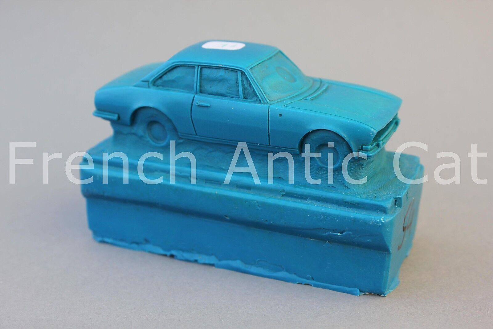 Rare matrice modèle moulage résine PEUGEOT 504 1 43 Heco modele véhicule FE'