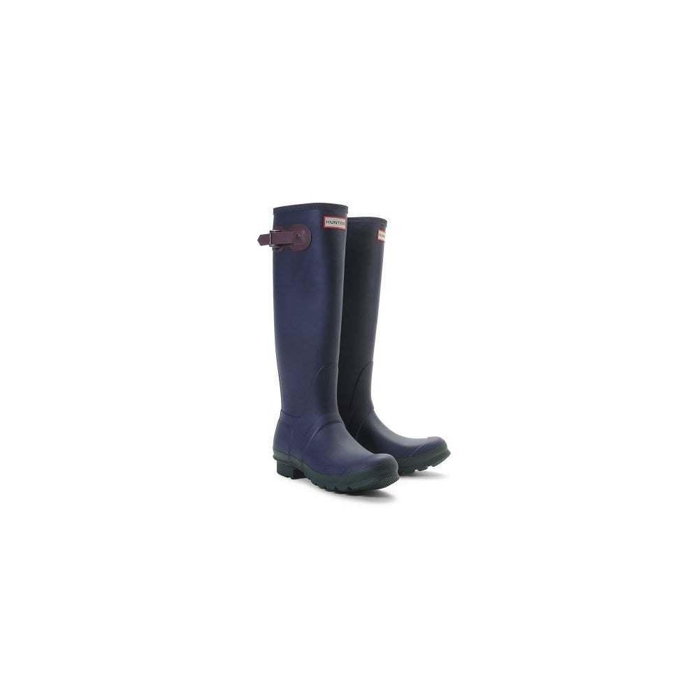 Hunter botas Bota de contraste Original Para Mujer Mujer Para Ltd 5e51b3