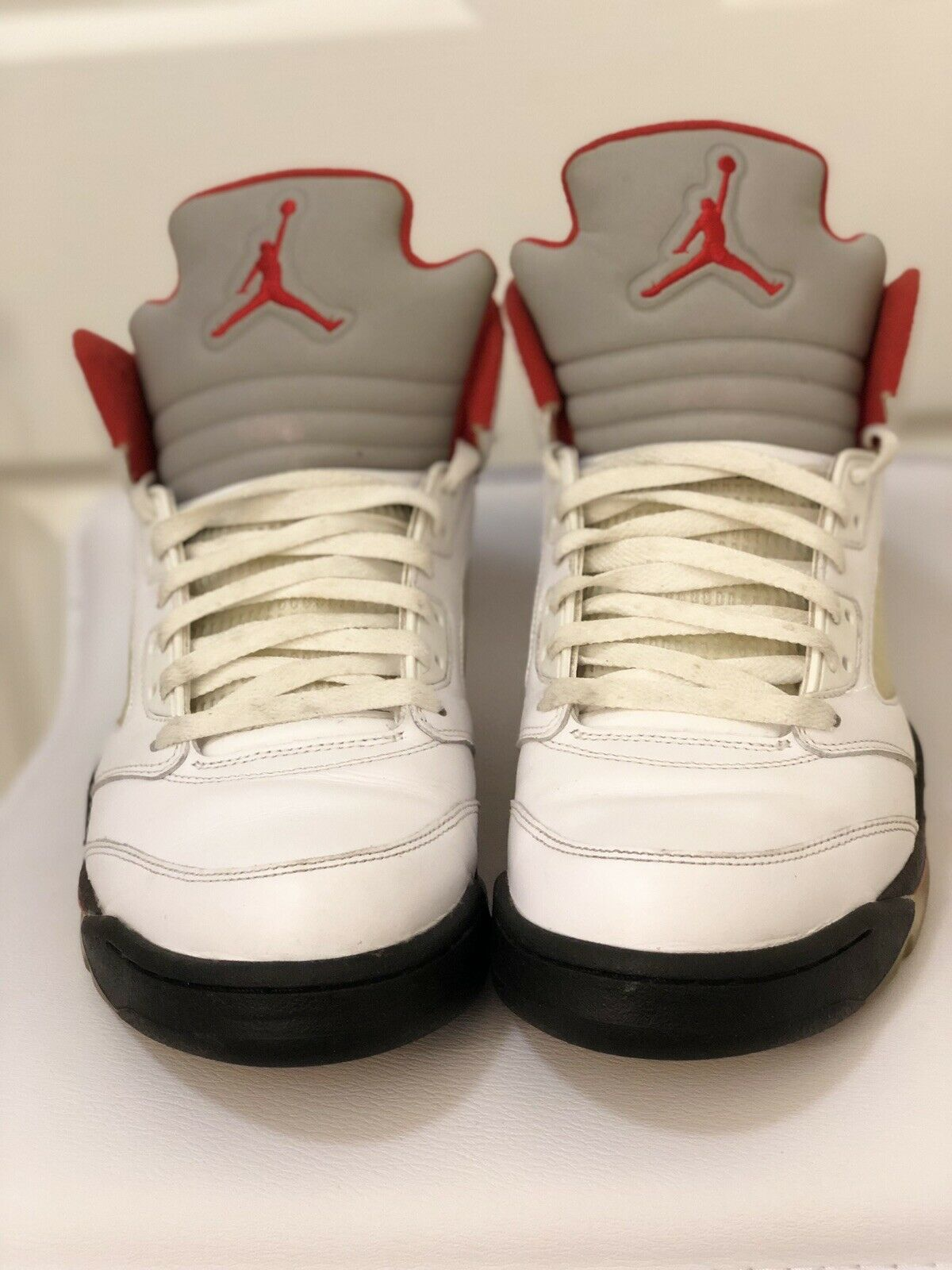 Air Jordan Retro 5 Fire Red CDP