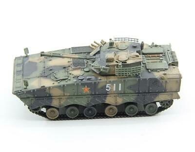 Peace Mission UNISTAR Chinese Army ZBD 04A 04 Infantry Fighting Vehicle Armored E 1//72 Finished Model Tank Digital Camouflage
