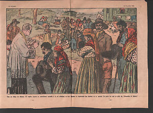 Religious-conversion-CATHOLIC-TSIGANE-Gypsies-HUNGARY-HONGRIE-ILLUSTRATION-1935