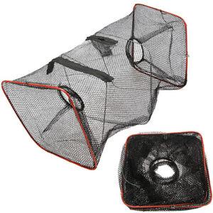 Crab-Prawn-Shrimp-Crayfish-Lobster-Crawdad-Foldable-Fish-Gear-Fishing-Trap-Net