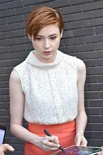 Karen Gillan A4 Photo 99