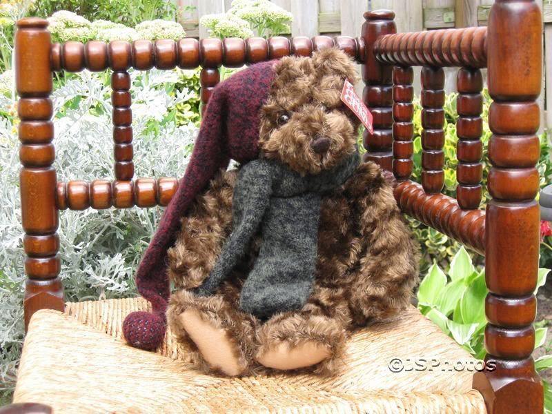 Gund UK Truffle Bear Retirot 2000 with Tags 8740