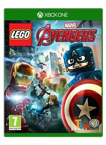 LEGO-Marvel-Avengers-For-XBOX-One-New-amp-Sealed