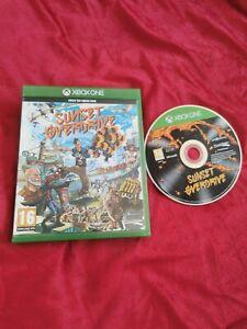 Sunset Overdrive (Microsoft Xbox One, 2014)
