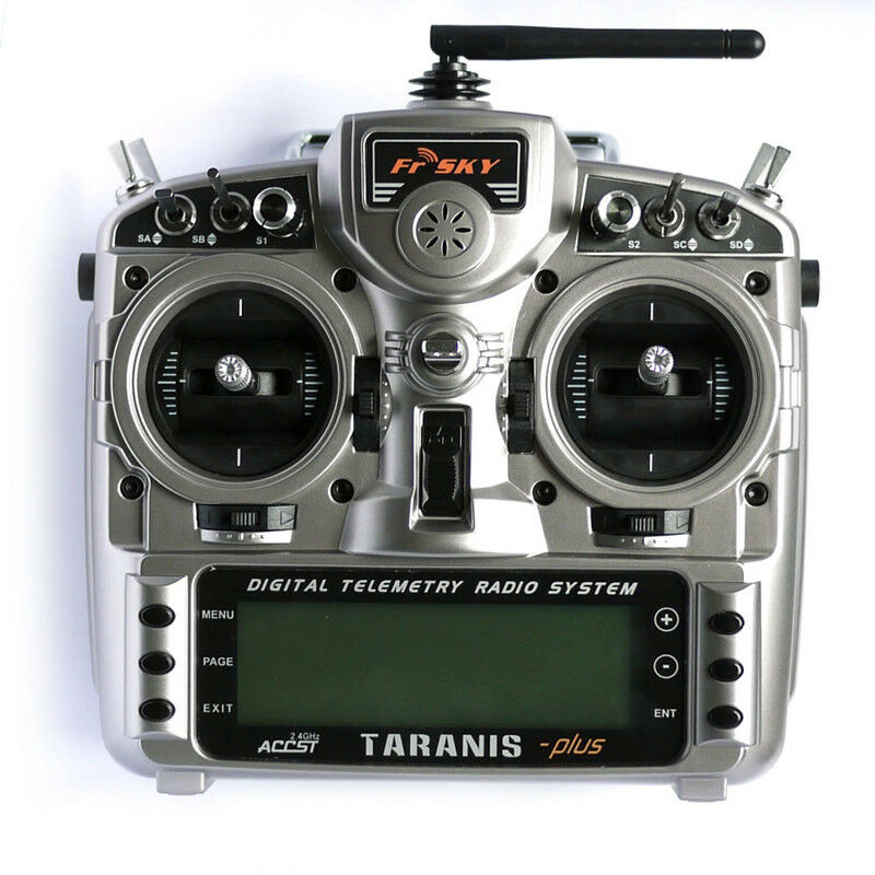 Frsky 2.4g accst 16 - kanal taranis x9d plus radio transmitter (- 2)