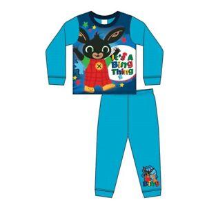 Boys Bing Sula Pyjamas Pjs Nightwear Cute Official Genuine Age 1.5 2 3 4 5 Years