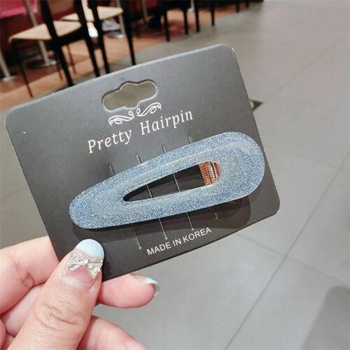 Women/'s Fsahion Acrylic Hairpin Hair Clips Barrette Bobby Stick Hair Accessories