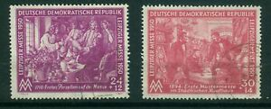 DDR-248-249-o-Tagesstempel-Leipziger-Messe