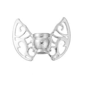 3Stuecke-Schmetterling-Fluegel-Form-Silber-hohl-Perlen-Spacer-Perlen-Beads-Diy-G-S