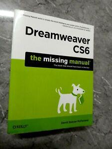 Cheap Dreamweaver CS6: The Missing Manual Software