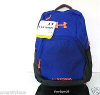 Under Armour Exeter Storm Women's Backpack Siberian Iris Msrp $64.99